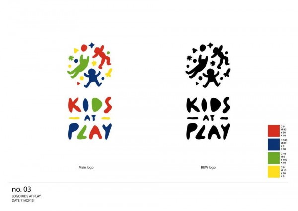 Playground Illustration Design