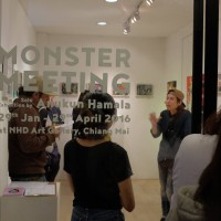 monster meeting opening