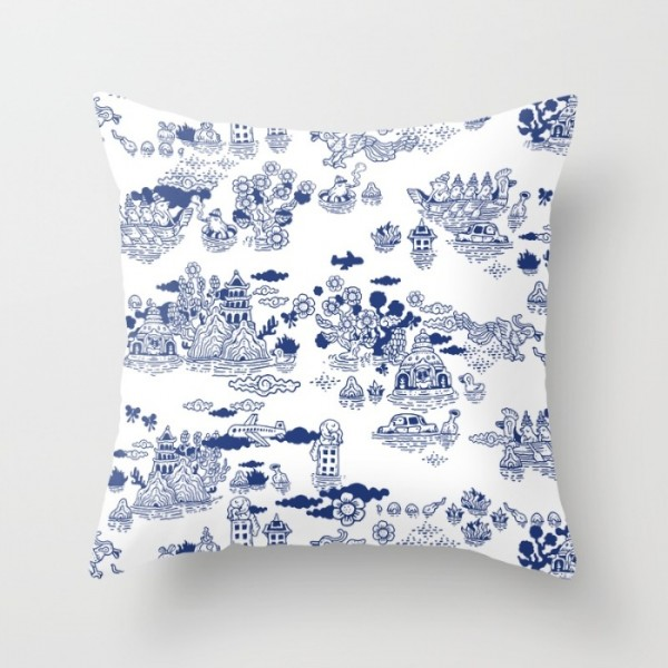 flood-in-antique-chinese-porcelain-efk-pillows
