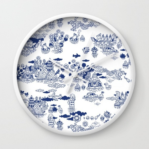 flood-in-antique-chinese-porcelain-efk-wall-clocks