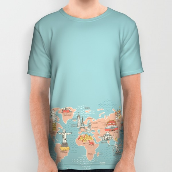 world-map-cartoon-style-q8h-all-over-print-shirts