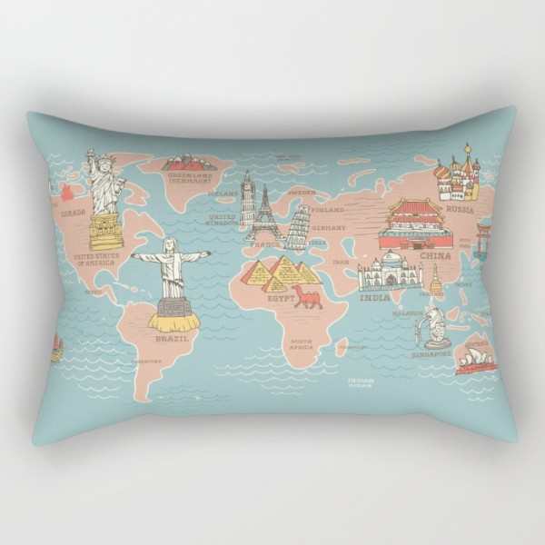 world-map-cartoon-style-q8h-rectangular-pillows