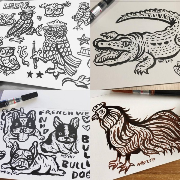 animals_sketch